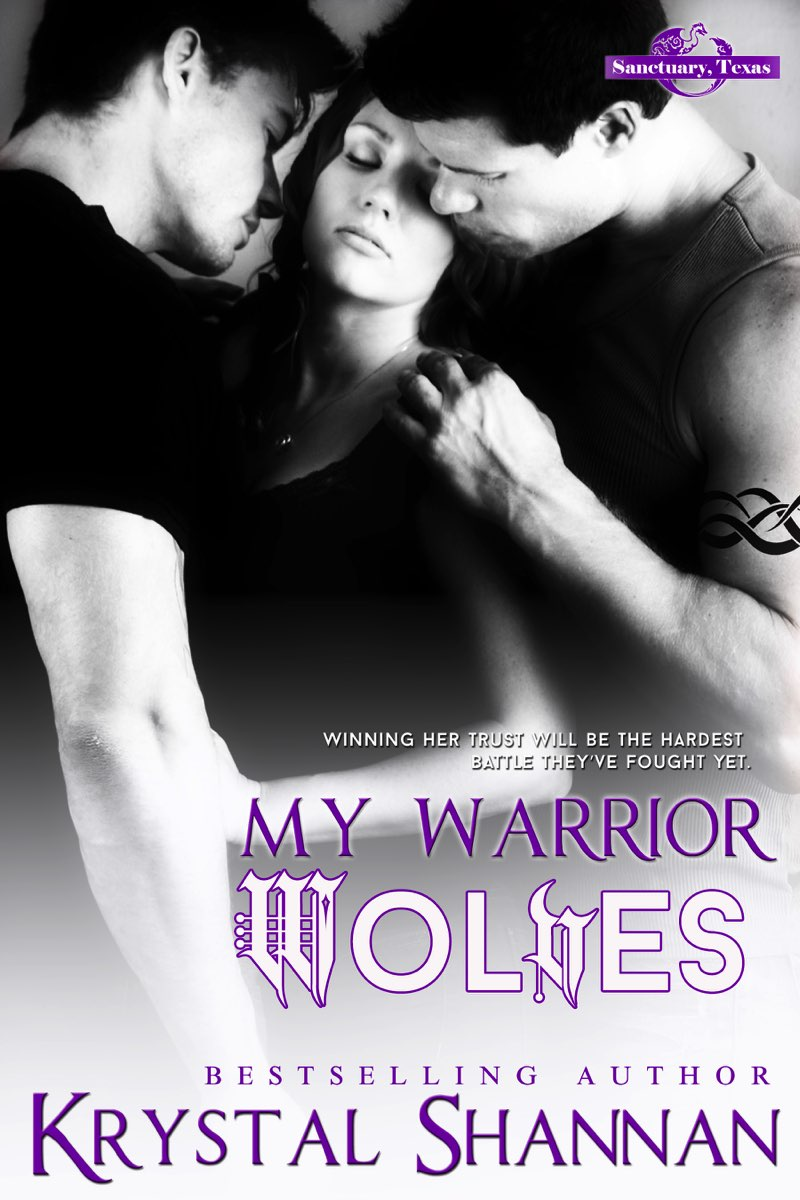 My Warrior Wolves by Krystal Shannan