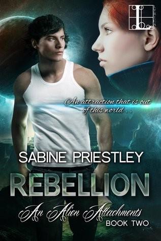 Rebellion by Sabine Priestley