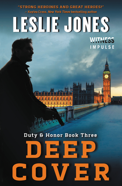 Deep Cover by Leslie Jones