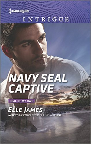Navy SEAL Captive by Elle James