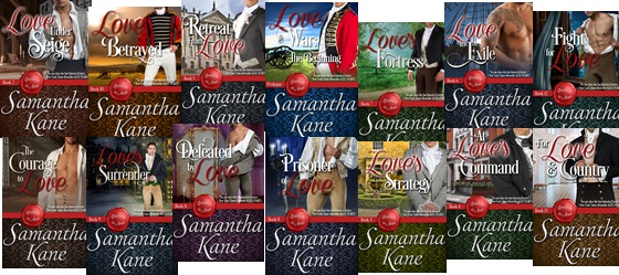 BIA Series by Samantha Kane