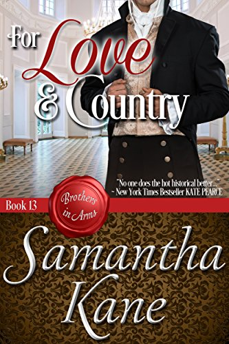 For Love & Country by Samantha Kane