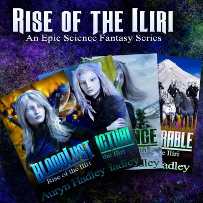 Rise of the Iliri by Auryn Hadley