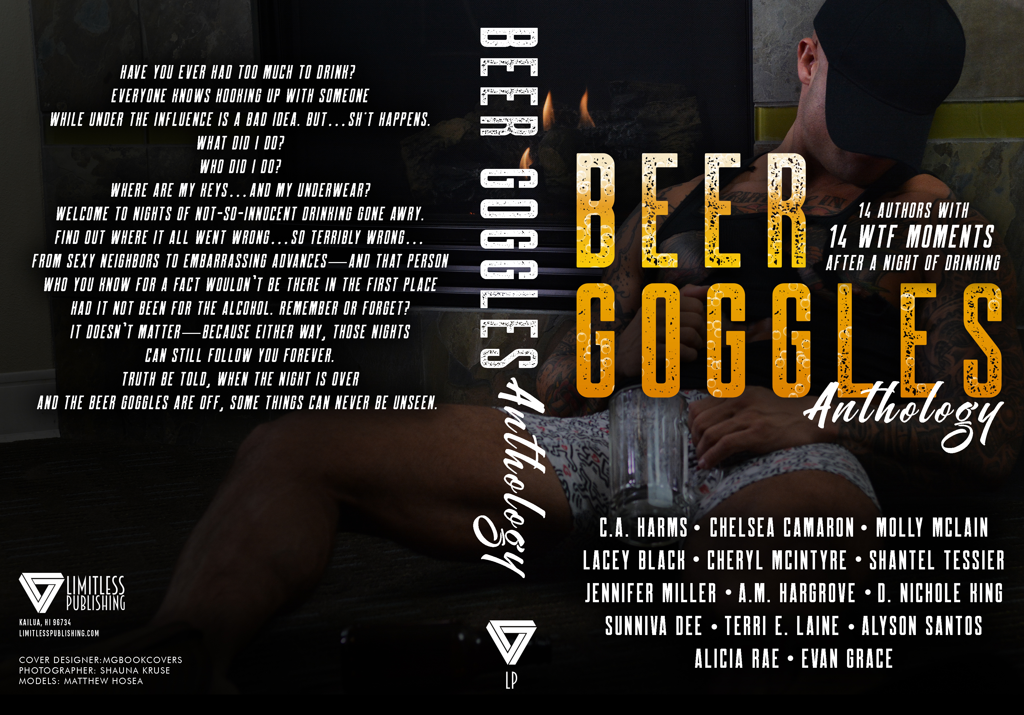 Beer Goggles by Various Authors