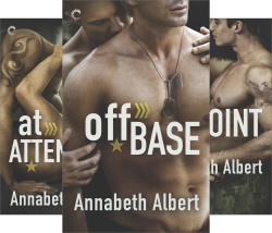 Out of Uniform by Annabeth Albert