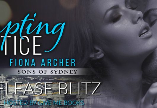 Release Blitz / Review / Giveaway:  Tempting Justice by Fiona Archer