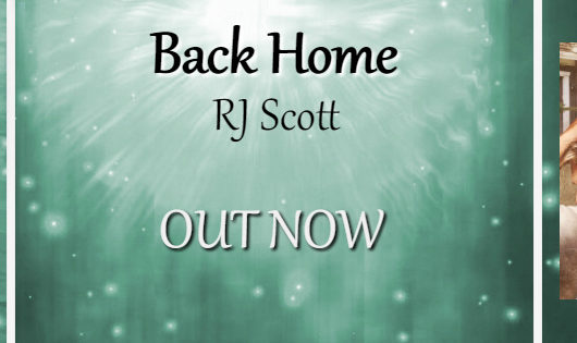Release Blitz & Giveaway: Back Home by RJ Scott