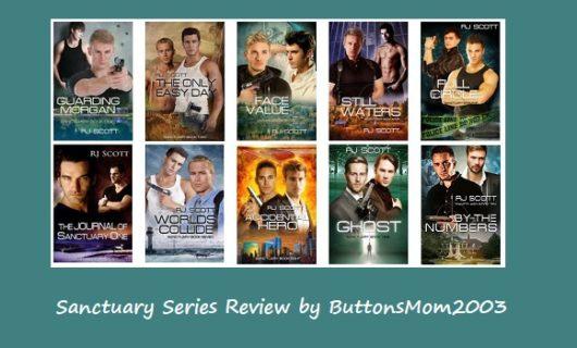 Review: Sanctuary Series by RJ Scott