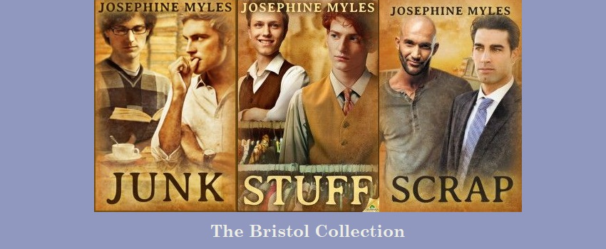 The Bristol Collection by Josephine Myles