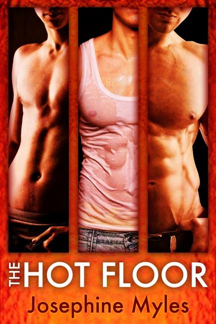 The Hot Floor by Josephine Myles width=