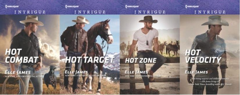 Ballistic Cowboys by Elle James