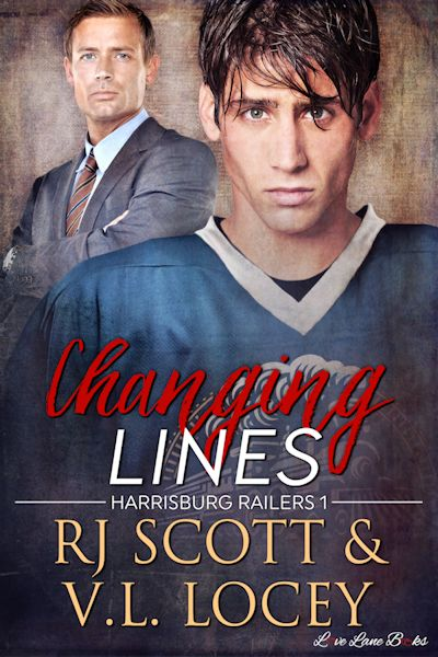 Changing Lines by RJ Scott and V.L. Locey width=