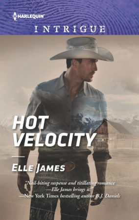 Hot Velocity by Elle James width=