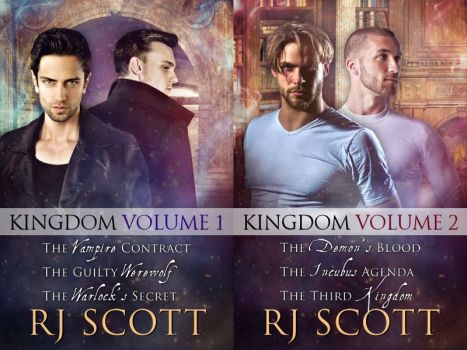 Kingdom by RJ Scott