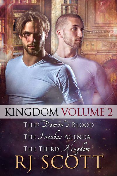 Kingdom Volume 2 by RJ Scott width=
