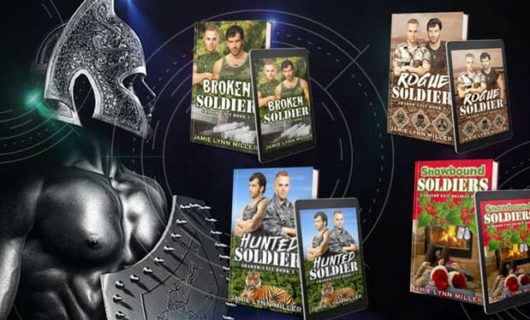 Blog Tour & Giveaway: Shadow Unit Series by Jamie Lynn Miller