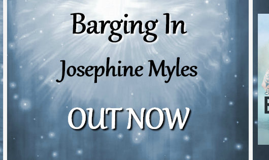 Release Blitz and Giveaway: Barging In by Josephine Myles