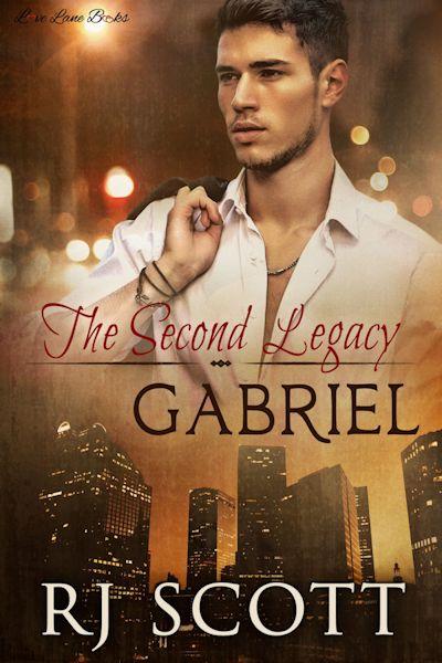 Gabriel by RJ Scott width=