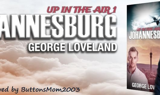 Review Tour and Giveaway: Up in the Air 1: Johannesburg by George Loveland