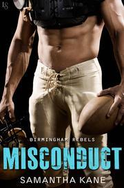 Misconduct by Samantha Kane width=