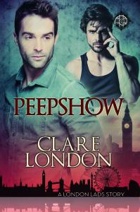 Peepshow by Clare London width=