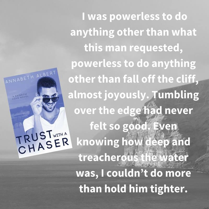 Trust with a Chaser teaser graphic