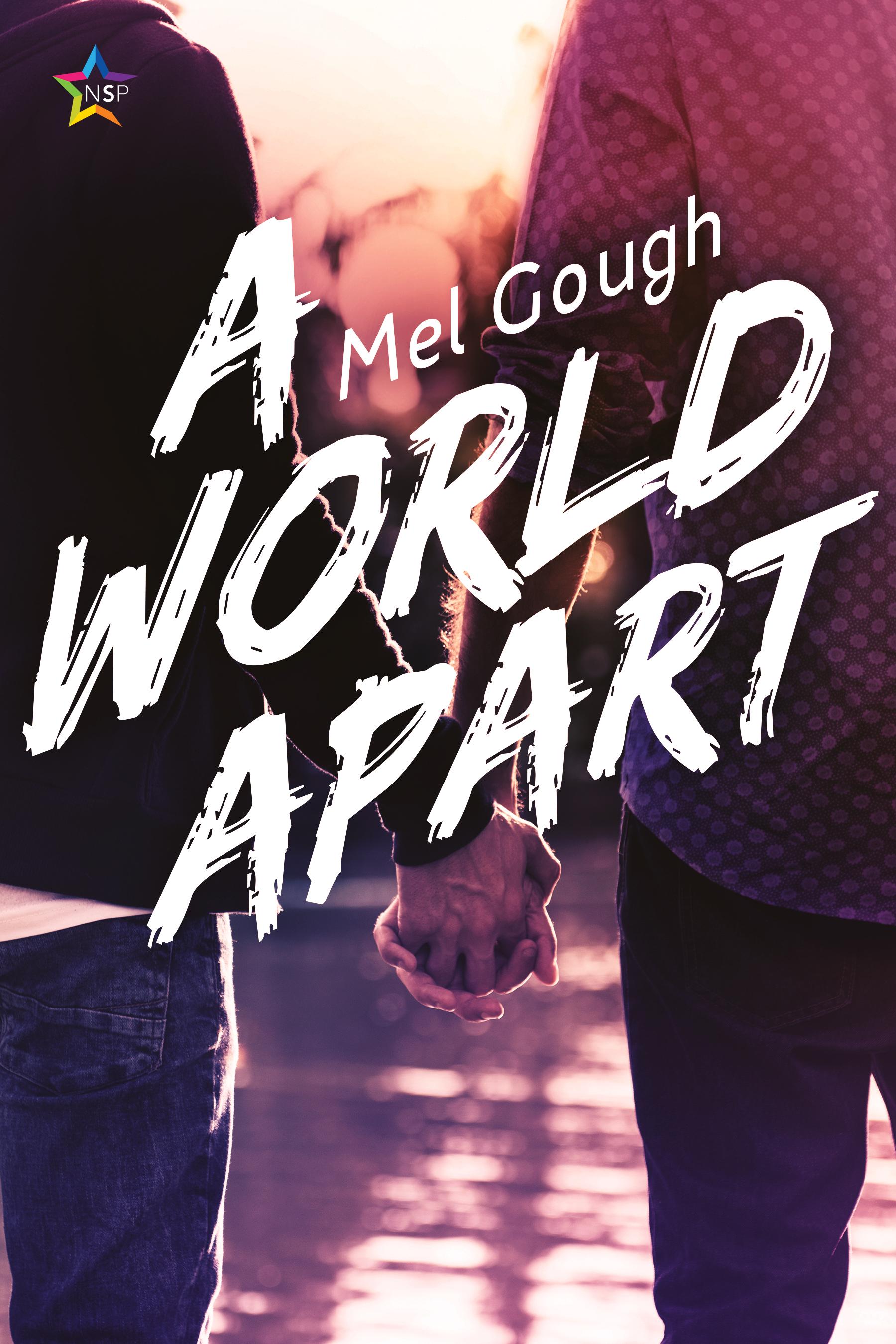 A World Apart by Mel Gough width=