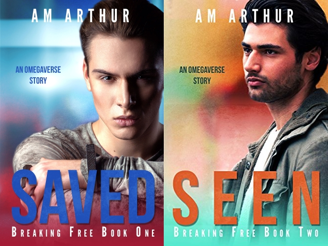 Breaking Free by AM Arthur