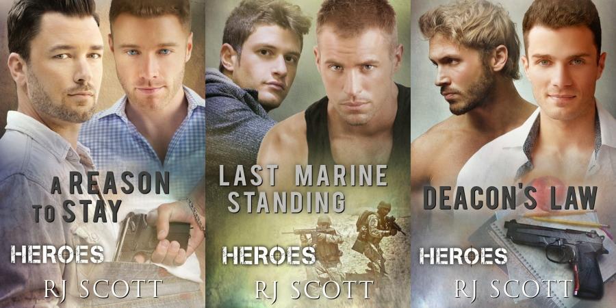 Heroes by RJ Scott