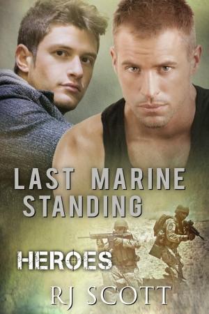 Last Marine Standing by RJ Scott width=