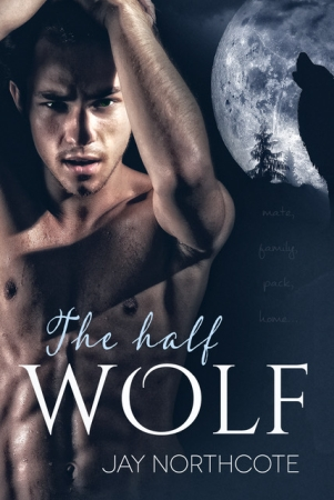The Half Wolf by Jay Northcote width=