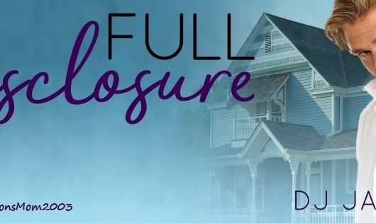 Review & Giveaway: Full Disclosure by DJ Jamison