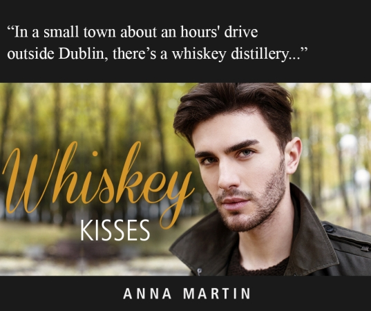 Whiskey Kisses promo graphic