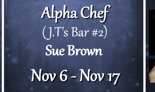 Review Tour & Giveaway: Alpha Chef by Sue Brown