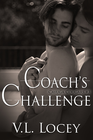 Coach's Challenge by V. L. Locey width=