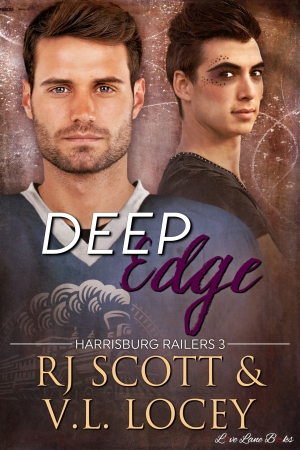 Deep Edge by RJ Scott and V.L. Locey width=