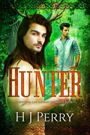 Hunter by H J Perry width=