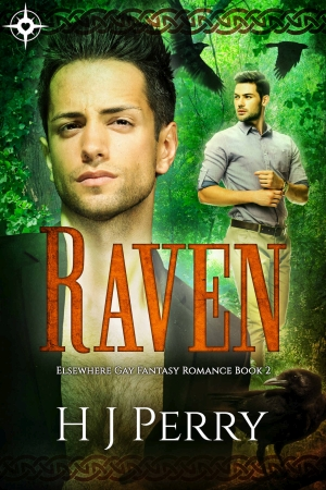 Raven by H J Perry width=