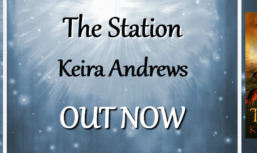 Release Blitz, Excerpt & Giveaway: The Station by Keira Andrews
