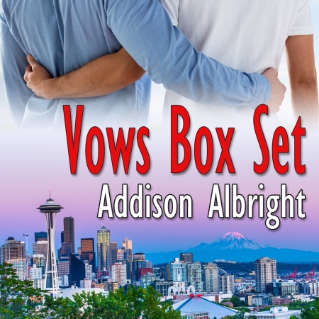 Vows Box Set (audio) by Addison Albright width=
