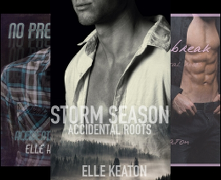 Accidental Roots Series Review by Elle Keaton width=
