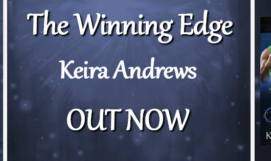Release Blitz, Giveaway, Excerpt & Review: The Winning Edge by Keira Andrews